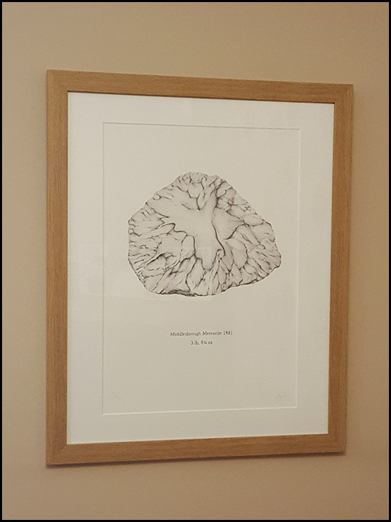 Framed and on the wall :-)