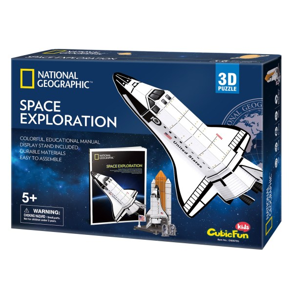 National geographic space exploration 1