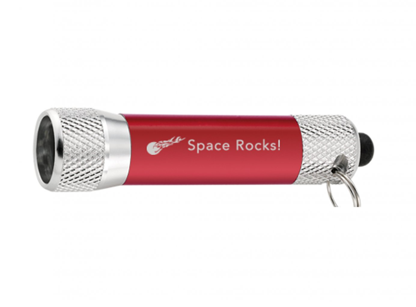 Led torch red 1