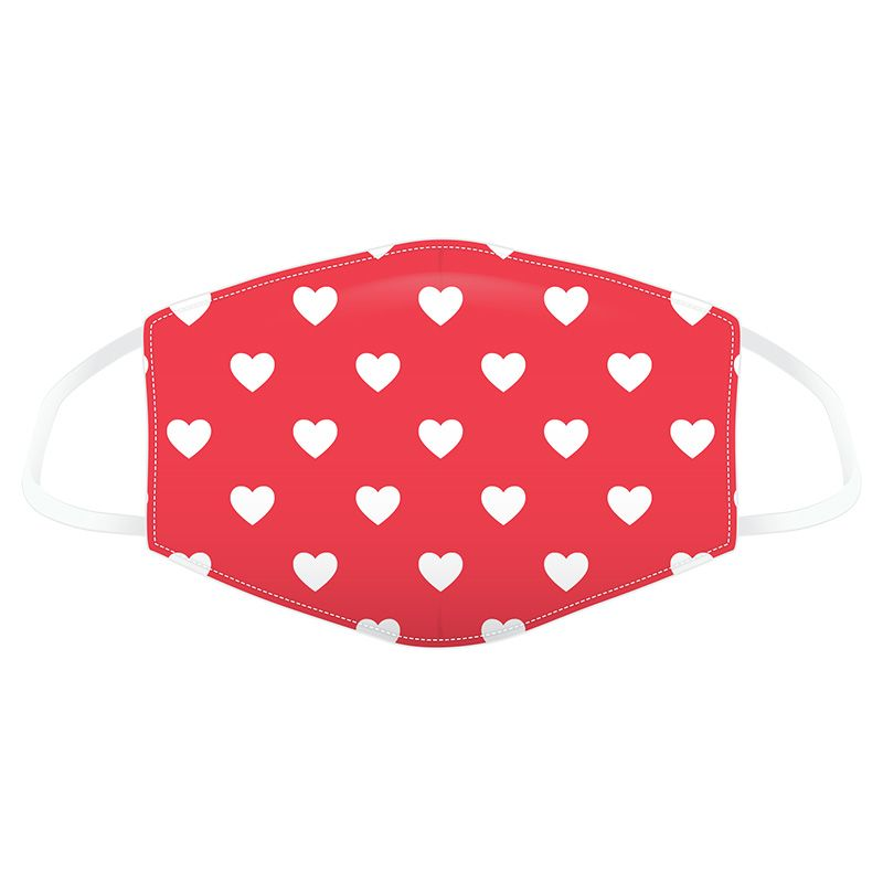 Mask hearts version2 1