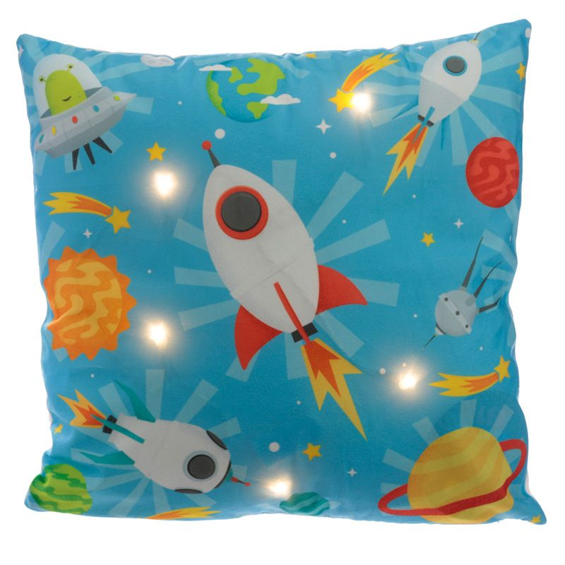 Space cadet led cushion 1