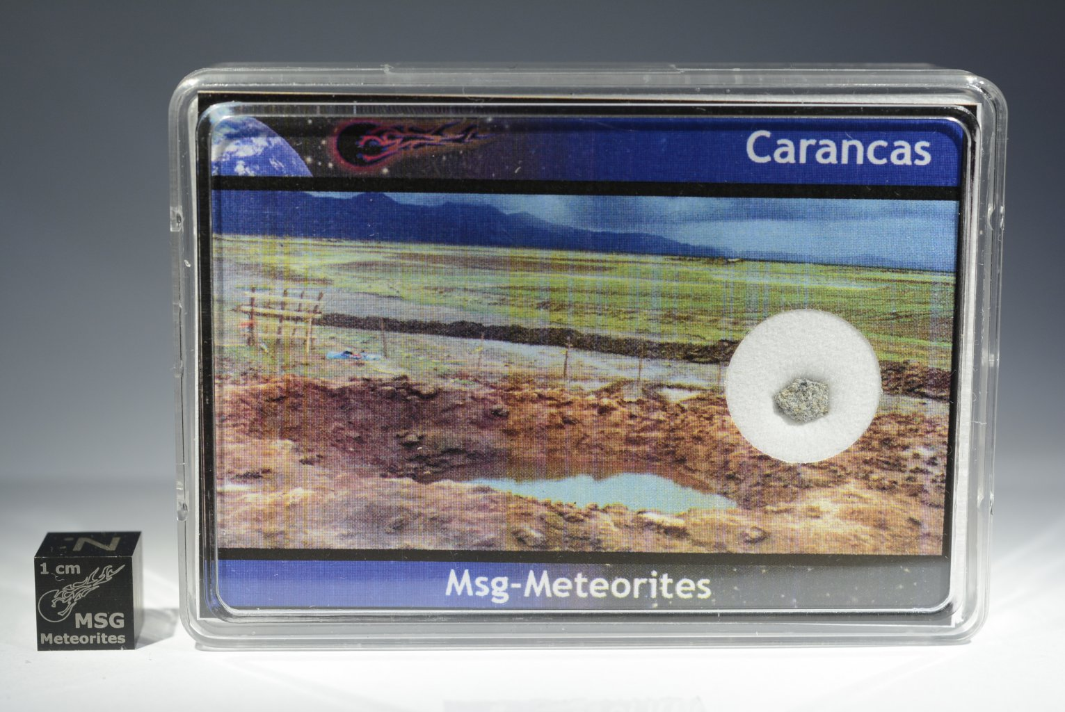 Carancas meteorite (17)